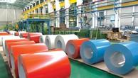 9 DN được miễn trừ áp dụng biện pháp tự vệ tôn màu nhập khẩu