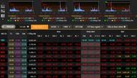 Cổ phiếu ngân hàng lao dốc khiến VN-Index mất gần 18 điểm