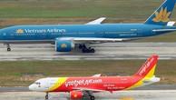 Gần 15% số chuyến bay hủy, chậm giờ trong tháng 7