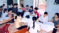 Hà Nam đầu tư điểm du lịch nghề thêu ren theo hình thức BT