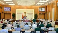 UBTVQH cho ý kiến về dự án Luật Bảo vệ bí mật Nhà nước