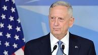 Bộ trưởng Quốc phòng Mỹ James Mattis. Ảnh:AFP.