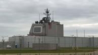 Một hệ thống phòng thủ tên lửa trên mặt đấtAegis Ashore của Mỹ. Ảnh:Military.