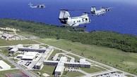 Căn cứ hải quân của Mỹ ở đảo Guam. Ảnh:US Army.