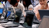 Trung tâm Thông tin - Tư vấn - Dịch vụ tài chính tỉnh Tiền Giang vừa mời thầu một số gói thầu mua máy vi tính cho các địa phương trên địa bàn. Ảnh: Tiên Giang