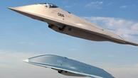 Một bản mẫu thiết kế tiêm kích thế hệ 6 cho không quân Nga. Ảnh:Rodrigo Avella.