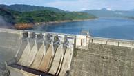 Đập tràn Thủy điện Sông Tranh 2