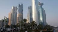 Thủ đô Doha, Qatar. Ảnh:Reuters.