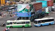TP.HCM dự kiến thu 200 tỷ đồng từ đấu giá quảng cáo xe buýt