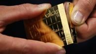 Giá vàng giảm mạnh đầu tuần