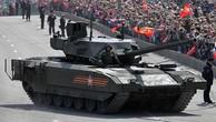 Truyền thông Nga tuyên bố siêu tăng Armata có thể chiến đấu trên sao Hỏa
