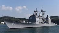 Nhật tiếp dầu trên biển cho tàu Mỹ, giúp đối phó Triều Tiên