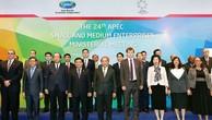 Thủ tướng đề nghị APEC thành lập quỹ hỗ trợ DNNVV
