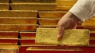 Vàng thế giới lại giảm trước cuộc họp của Fed