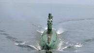 Triều Tiên bị nghi đang phát triển tàu ngầm hạt nhân