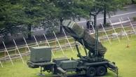 Một hệ thống phòng thủ tên lửa Patriot PAC-3 của Nhật. Ảnh:AP.