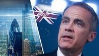 Thống đốc Ngân hàng Trung ương Anh (BoE), Mark Carney. (Nguồn: Getty Images)