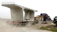 Công ty CP Vinaconex Sài Gòn bị mất cân đối về tài chính do đầu tư Nhà máy Bê tông Vinaconex Long An. Ảnh: Quang Tuấn