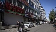 Phố hải sản ở thành phố Hồn Xuân (Cát Lâm, Trung Quốc). Ảnh:Bloomberg