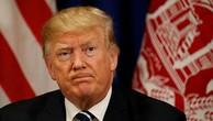 Tổng thốngDonald Trump tại buổi gặp gỡ với Tổng thốngAfghanistanAshraf Ghani bên lề phiên họp lần thứ 72 của Đại Hội Đồng Liên Hợp Quốc vào ngày 21/9 tại New York, Mỹ. Ảnh:Reuters.