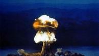 Vụ thử bom hạt nhân Priscilla của Mỹ năm 1957. Ảnh:USNationalArchive.