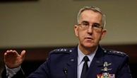 Tướng John Hyten, tư lệnh Bộ chỉ huy Chiến lược Mỹ. Ảnh:NBC News.