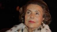 Liliane Bettencourt là con gái của nhà sáng lập L'Oreal. Ảnh:AFP