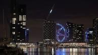 Các tòa nhà chung cư tại khu Docklands. Ảnh:Bloomberg