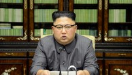 Lãnh đạo Triều Tiên Kim Jong-un. Ảnh:KCNA.