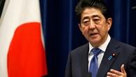 Thủ tướng Nhật Bản Shinzo Abe. Ảnh:Reuters.