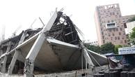 Nhà thầu ở Hà Nội thi công trường mầm non đổ sập