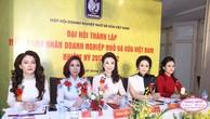 Thành lập Hiệp hội Nữ doanh nhân doanh nghiệp nhỏ và vừa