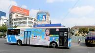 TP.HCM chưa bán được hồ sơ đấu giá quyền thuê quảng cáo trên xe buýt