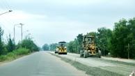 Liên danh nhà thầu Sinohydro - Đông Mekong không phục lý do bị loại tại Gói thầu CW-8: Xây dựng đường đô thị Mộc Bài (Tây Ninh). Ảnh: Quang Tuấn