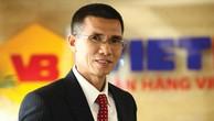 Ông Nguyễn Thanh Nhung được bổ nhiệm quyền Tổng giám đốc Vietbank từ ngày 16/10.