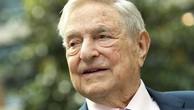 Tỷ phú George Soros - Ảnh: Getty/CNBC.