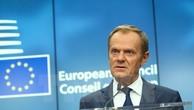 """Lãnh đạo EU """"bật đèn xanh"""" chuẩn bị đàm phán thương mại hậu Brexit"""