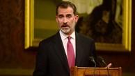 Vua Tây Ban Nha phản đối Catalonia ly khai
