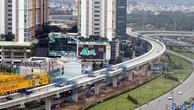 Khởi công xây lắp hệ thống đường ray tuyến metro số 1