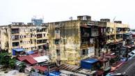 """Dự án BT cải tạo chung cư cũ tại Hải Phòng: Hoàng Huy lặp lại """"kịch bản"""" cũ?"""