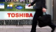 Tập đoàn Toshiba phát hành cổ phiếu để tăng vốn