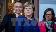 Thủ tướng Đức Merkel nỗ lực cải thiện uy tín của liên minh cầm quyền