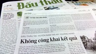 Báo Đấu thầu đã có bài phản ánh về việc nhiều cơ quan, ban ngành của huyện Nam Trà My (Quảng Nam) không công khai kết quả lựa chọn nhà thầu. Ảnh: Nhã Chi
