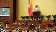 TOÀN CẢNH Chánh án TANDTC Nguyễn Hòa Bình trả lời chất vấn