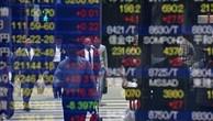 Các thị trường châu Á sáng nay đồng loạt đi lên. Ảnh:AFP