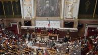 Toàn cảnh một phiên họp của Hạ viện Pháp. (Ảnh: AFP/TTXVN)
