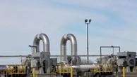 Đường ống dẫn dầu Keystone tại thành phố Steele, Nebraska, Mỹ. (Nguồn: Reuters/TTXVN)