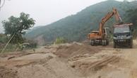 Một doanh nghiệp xin khai thác cát tại Lâm Đồng