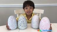 Ryan trở thành nhân vật nổi tiếng trên YouTube với kênh đánh giá đồ chơi có 10 triệu người theo dõi.