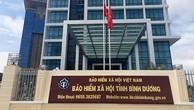 Gói thầu Cung cấp, lắp đặt kệ sắt đựng hồ sơ thuộc Dự án Trang bị nội thất trụ sở BHXH Bình Dương. Ảnh: Uông Lợi